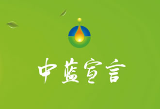 成功签约安徽中蓝新能源科技有限公司网站改版
